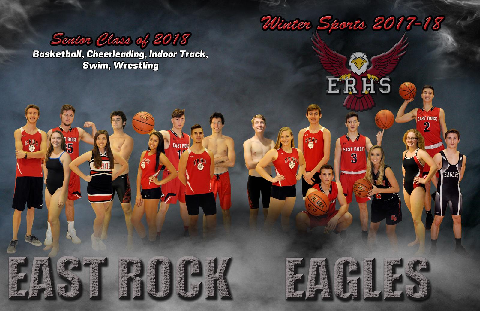 Program Cover East Rockingham High School
