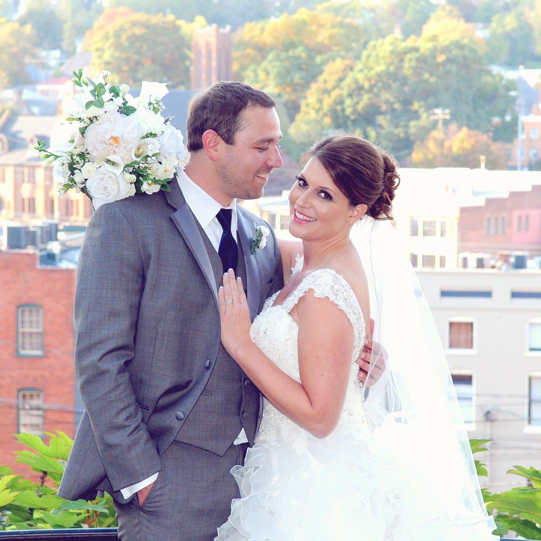 American Hotel Wedding Staunton, VA
