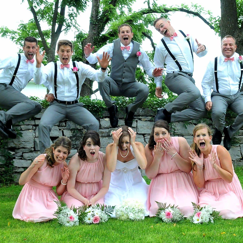 Wedding Photography On Sunny Slope Farm
