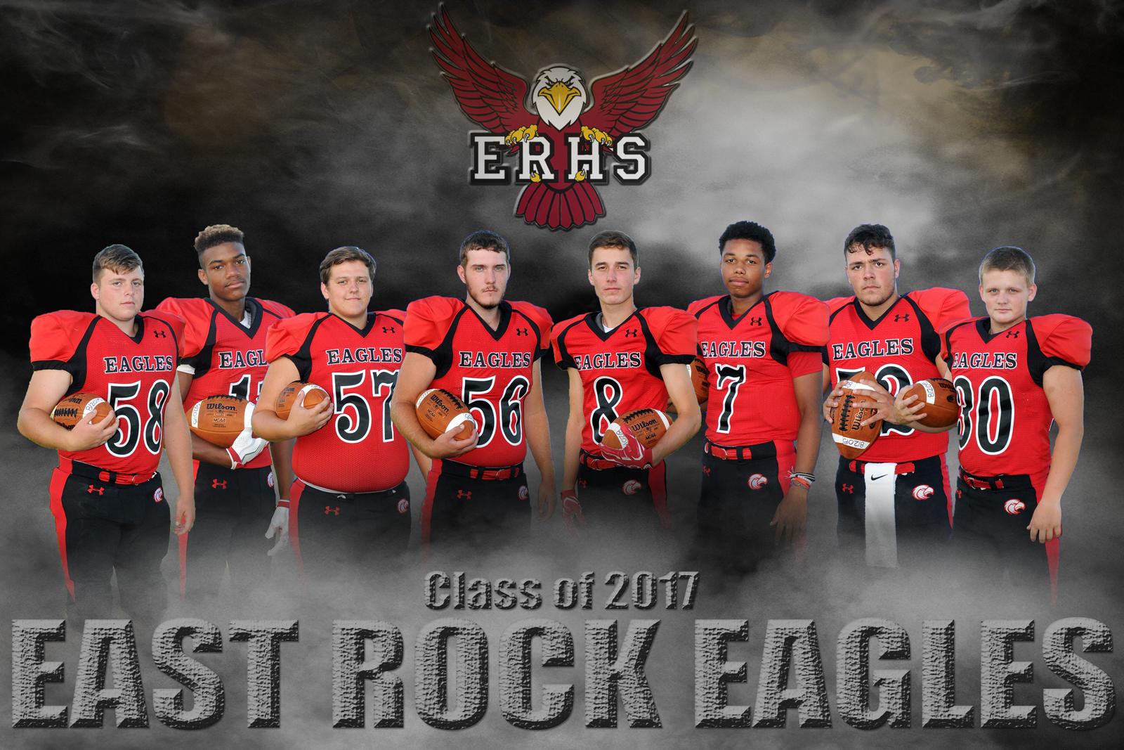 2017 Seniors East Rockingham High School