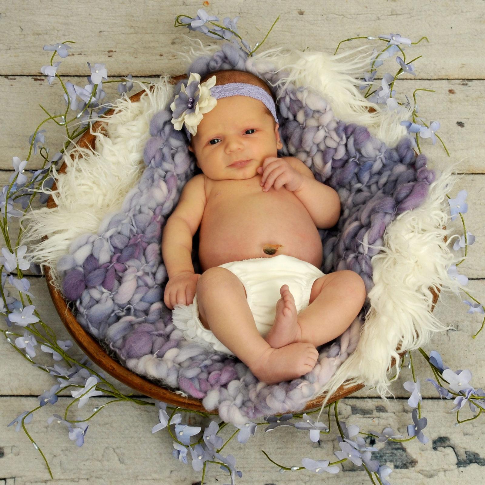 Harrisonburg VA Newborn photography