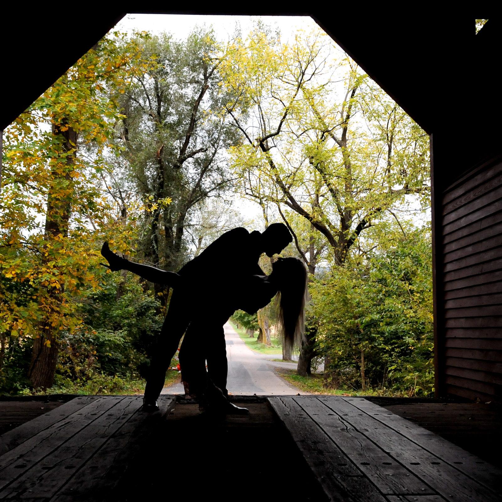 Engagement photography near Harrisonburg
